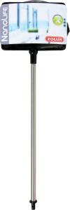 Epuisette rectangulaire inox télescopique 10 cm - Zolux