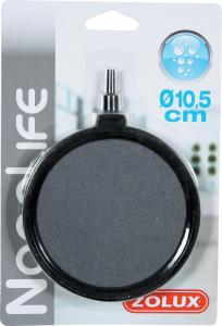 Diffuseur d'air disque noir Ø 10.5 cm - Zolux
