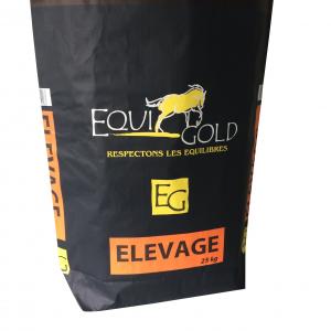 Aliment cheval en granulés Equigold Elevage - Sac de 25 kg