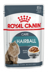 Émincés en sauce pour chat - Royal Canin - Hairball Care - 85 g
