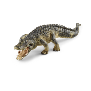 Figurine Alligator - Schleich - 19 x 5.9 x 3.7 cm