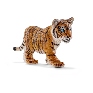 Figurine bébé Tigre du Bengale - Schleich - 7 x 2 x 4 cm