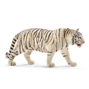 Figurine Tigre blanc mâle - Schleich - 13 x 3 x 6 cm
