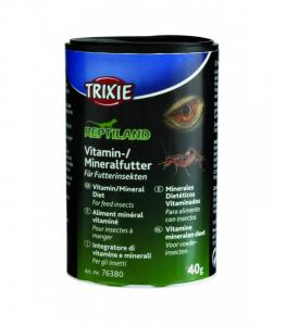 Nourriture minérale vitaminée pour insectes - Trixie - 40 g