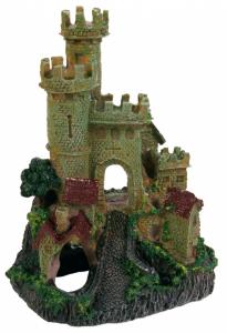 Décor château pour aquarium - Trixie - 17 cm