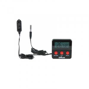 Thermo/hygromètre digital avec sonde - Reptiland - Trixie - 6 x 6 cm