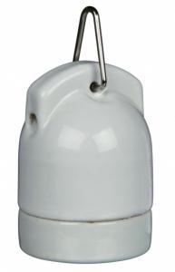 Douille en porcelaine Pro Socket - Reptiland - A suspendre - 160 W