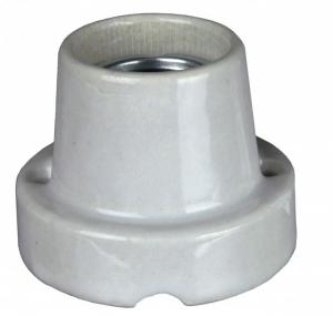 Culot droit en céramique Pro Socket  - Reptiland