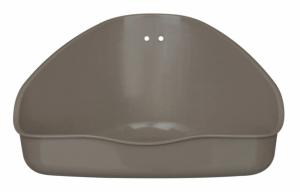 Toilette d'angle - Trixie - MM - Marron