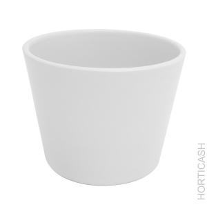 Cache pot Fresh - Horticash - blanc - Ø 10.5 cm