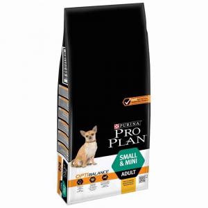Croquette pour chien Small & mini adult optihealth - Proplan - Poulet - 14 kg