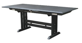Table - Hegoa - Pied central