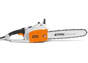 Tronçonneuse électrique MSE 250 C-Q - STIHL - Guide Rollo E 40 cm (3/8 RS)