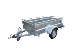 Remorque - Lider - Robust 32390 - 2 m - 750 kg - 1 essieu freiné