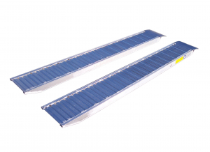 Rampes de chargement - Lider - Aluminium - 2,50 m - 1600 Kg