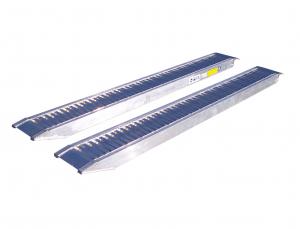 Rampes de chargement - Lider - Aluminium - 2,95 m - 3700 Kg