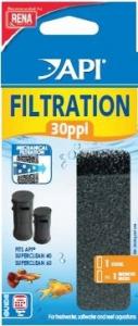 Mousse de filtration 40/60 30ppi - Api - x 1