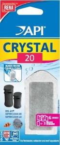 Crystal 20 - Api - 2 doses