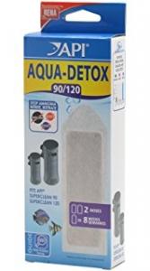 Aqua Detox 90/120 - Api - x 2