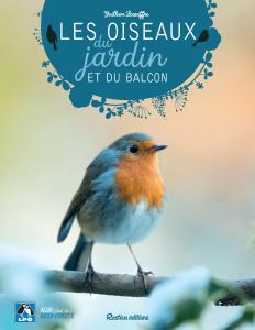 Les oiseaux du jardin et du balcon - Livre jardin