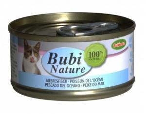 Bubi Nature au Poisson de l'océan pour Chats - Bubimex - 70 g
