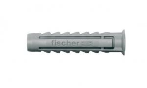 Chevilles en nylon x50 à collerette SX 5x25 - Fischer