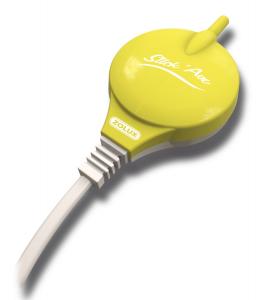 Système d'aération ultra silencieux Nanolife StickAir Vert anis - Zolux