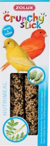 Crunchy Sticks Alpiste/Aigremoine 85 g pour canaris Zolux - Friandise pour oiseaux