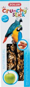 Crunchy Stick Cacahuète/pomme 85 g Zolux - Friandise pour perroquet