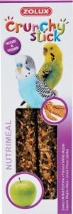 Crunchy Stick Millet/Pomme 85 g Zolux - Friandise pour perruche