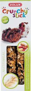 Crunchy Stick Cacahuète/Avoine 115 g Zolux - Friandise pour cochon d'inde