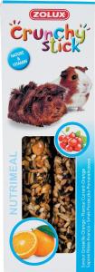 Crunchy Stick Groseille/Orange 115 g Zolux - Friandise pour cochon d'inde