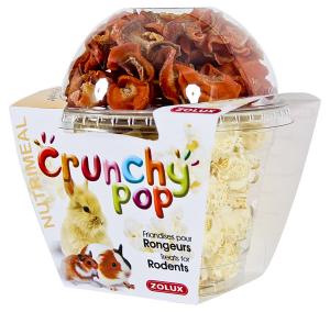 Crunchy Pop carotte 43 g Zolux - Friandise pour rongeurs