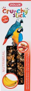 Crunchy Stick Cacahuète/Banane 85 g Zolux - Friandise pour perroquet