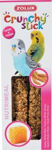 Crunchy Stick Millet/Miel 85 g Zolux - Friandise pour perruche