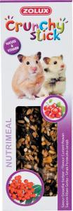 Crunchy Stick Groseille/Sorbier 115 g Zolux - Friandise pour hamster