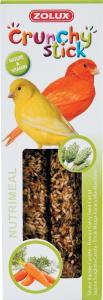 Crunchy Sticks Alpiste/Carotte 85 g pour canaris Zolux - Friandise pour oiseaux