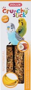 Crunchy Stick Noix de coco/Banane 85 g Zolux - Friandise pour perruche