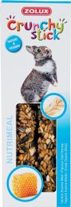 Crunchy Stick Avoine/Miel 115 g Zolux - Friandise pour lapin