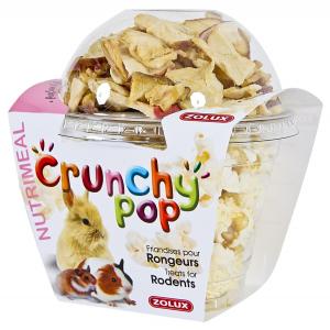 Crunchy Pop Pomme 43 g Zolux - Friandise pour rongeurs
