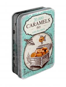 Bonbons de Caramel à la crème - DV France - Boîte Voyages gourmands - 55 g