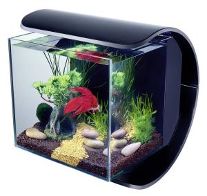 Aquarium Tetra Silhouette LED 12 L
