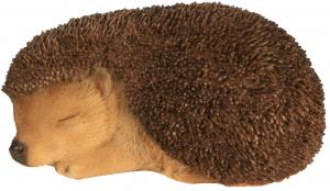Hérisson bébé dormant - Riviera System - 13.2 x 9 x 6.5 cm