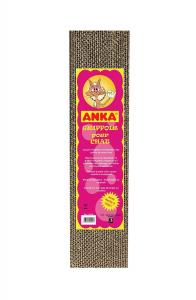 Griffoir vertical en carton alvéolé - Anka - 45 x 10.5 x 5 cm