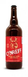Bière Coreff de Noël - 75 cl