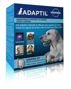 Diffuseur Adaptil 48 ml - Traitement pour chien contre le stress