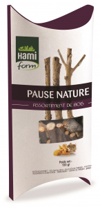 Assortiment de bois - Pause Nature - Hami Form - 150 g