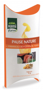 Farandole de pomme de terre - Pause Nature - Hami Form - 95 g
