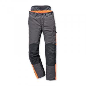 Pantalon Dynamic A2 anti-coupure - Stihl - Anthracite et orange - XS