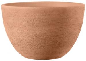 Vase California Primitivo - Deroma - terre rosée - 34 cm